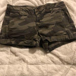 Camo Express Shorts